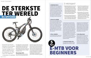 ANWB E-Bike Kampioen 2018 M1 Sporttechnik - M1 Spitzing: de sterkste ter wereld